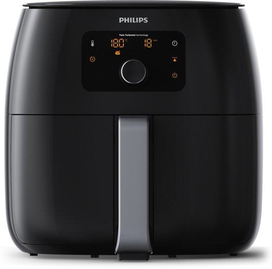 beste-airfryer-2020-Philips Avance Airfryer XXL HD9650:90 - Hetelucht friteuse