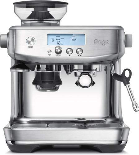 Beste halfautomatische koffiemachine - Sage The Barista