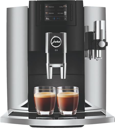 Beste volautomatische koffiemachine - Jura E8 Chroom